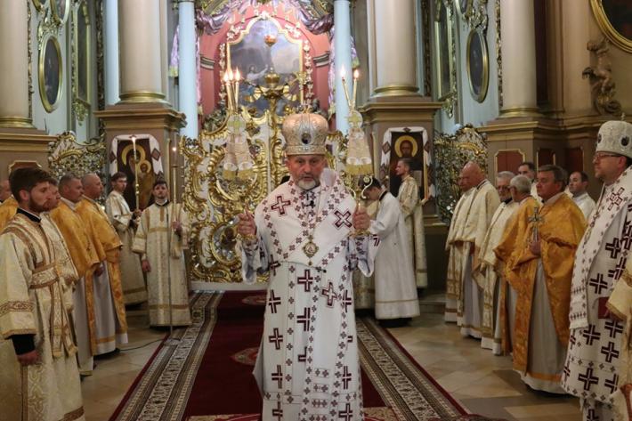 Архиєрейською Літургією у соборі Святого Юра вшанували 30-ліття легалізації УГКЦ