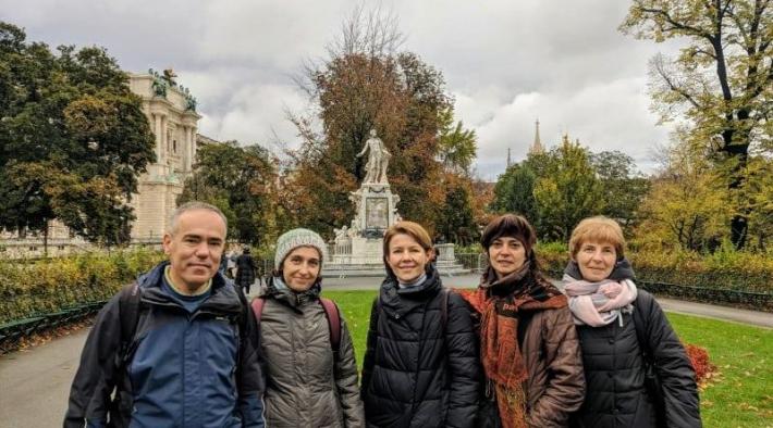 Вчителі НВК «Школа-гімназія Шептицьких» ознайомилися з досвідом своїх словацьких колег у Братиславі