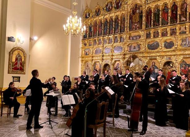У Перемишлі відбувся концерт – мистецька програма «Від Страстей до Воскресіння»