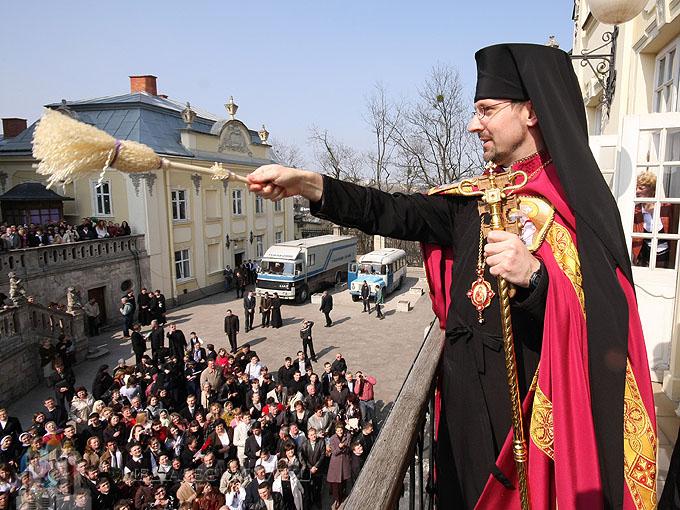 Десять років тому о. Святослав Шевчук став єпископом