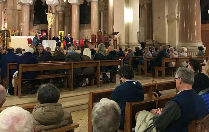 Християни Франції та України об'єднані в молитві