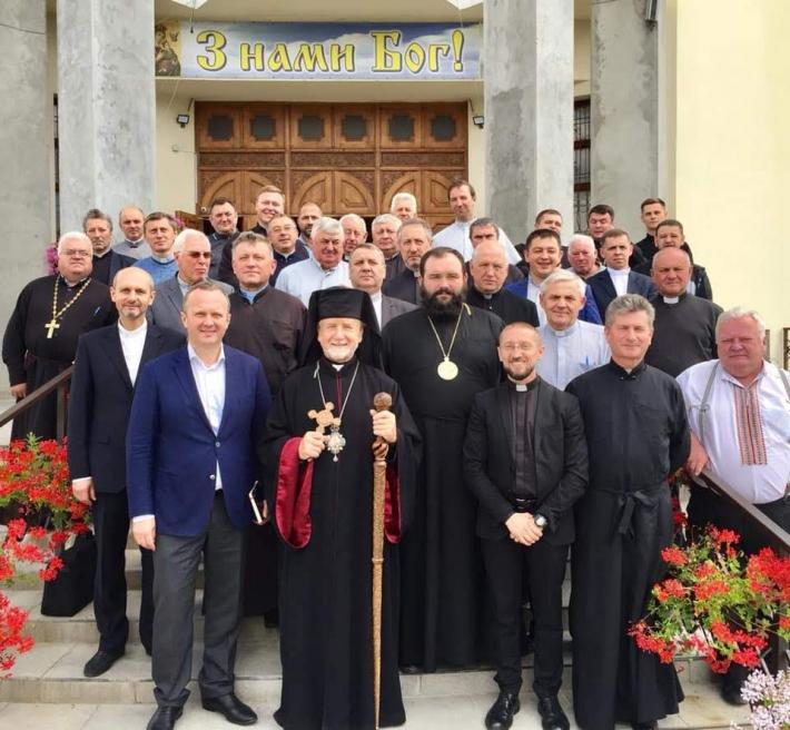 У Червонограді пройшов тренінг із формування лідерських компетенцій у душпастирському служінні