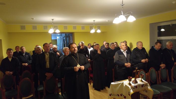 Реколекції для священиків Сокальсько-Жовківської єпархії цьогоріч проводить владика Петро (Лоза)