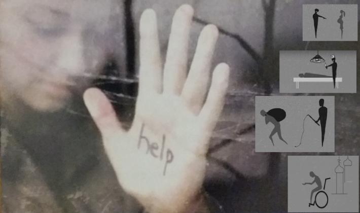 «Європейський день боротьби з торгівлею людьми - це привернення уваги суспільства до проблематики та гідності людини», - о. Роман Сиротич