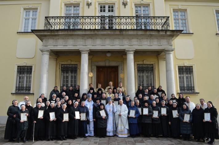 У львівському соборі Святого Юра відзначили богопосвячених осіб з нагоди 30-ї річниці виходу УГКЦ з підпілля