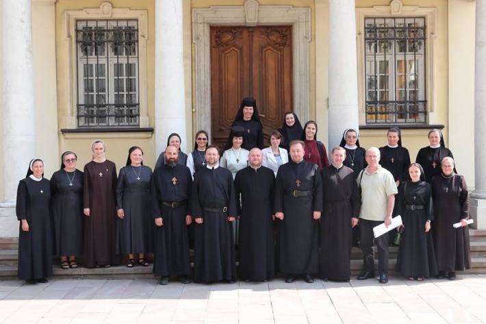 На Свято-Юрській горі відбулася зустріч монашества Львівської архиєпархії