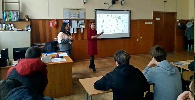 «Карітас-Київ» проводить семінари з підвищення обізнаності з протидії торгівлі людьми