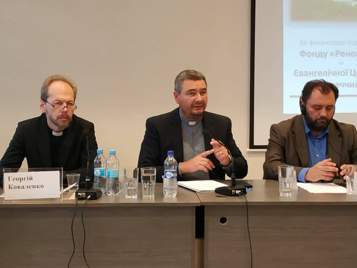 «Ми також хочемо шукати діалог з нашими православними братами та допомогти нашій Київській Церкві», - о. Ігор Шабан