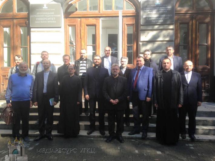 «Київська церковна традиція єднає українців», ‒ головний акцент зустрічі голів єпархіальних комісій УГКЦ для сприяння єдності християн