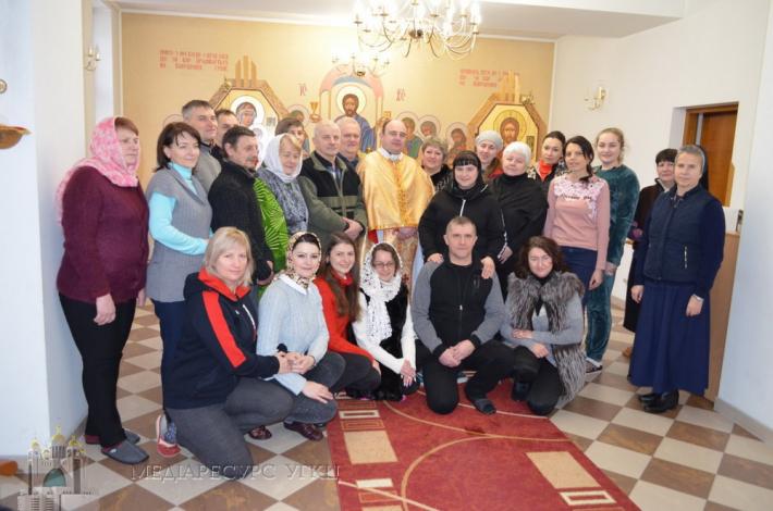 Сестри служебниці провели для мирян реколекції на тему «Нове життя у Христі – молитва п'яти ключів»