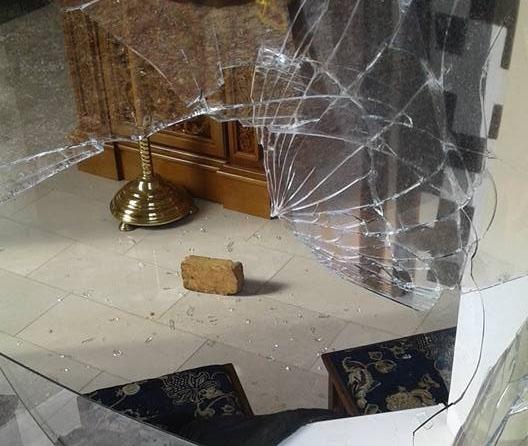 В Ірпені знову осквернили і пограбували храм УГКЦ