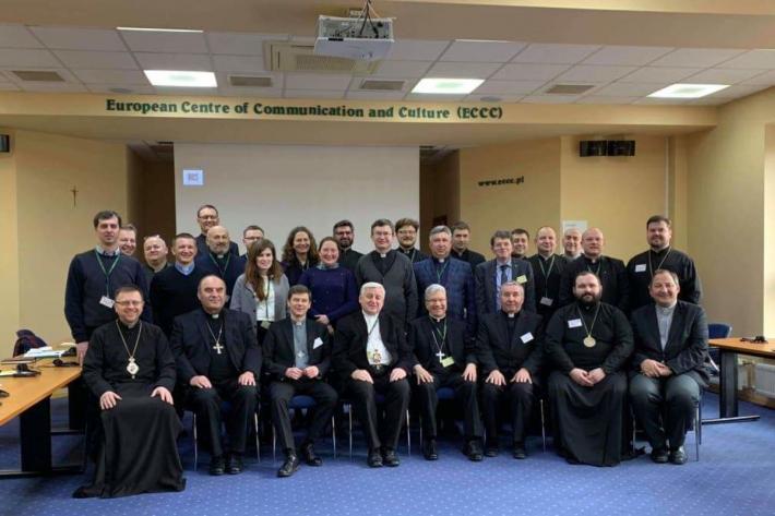 У Польщі триває конференція-вишкіл для єпископів