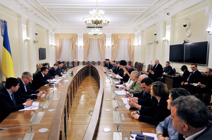 Комісія з питань забезпечення реалізації прав релігійних організацій поновила роботу