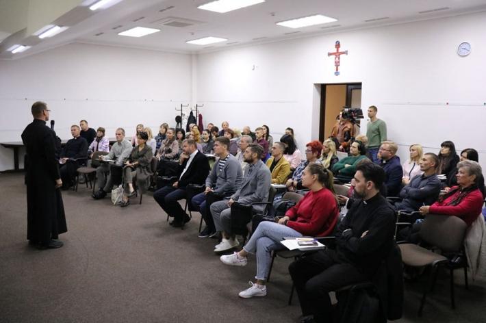 У Патріаршому домі УГКЦ говорили про узалежнення та співзалежність