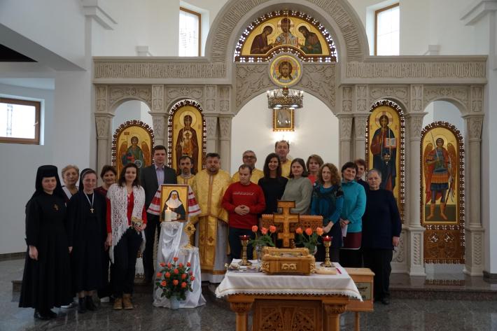 У Львові працівники Патріаршої курії вшанували 150-річчя з дня народження блаженної Йосафати Гордашевської