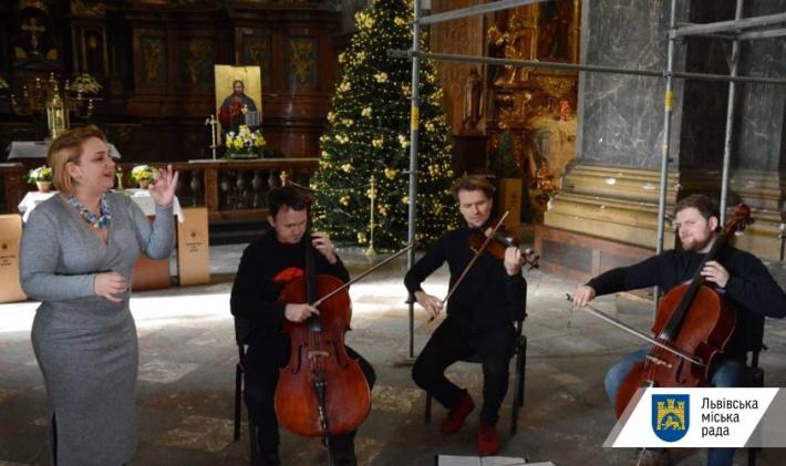 Благодійний дивоконцерт «По Різдву» завершить цикл різдвяних святкувань у Львові