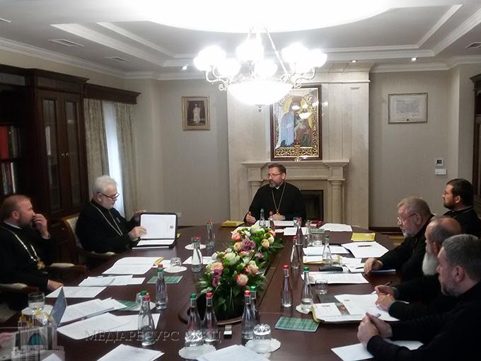 У Києві відбулася Друга сесія Синоду Єпископів Києво-Галицької Митрополії УГКЦ