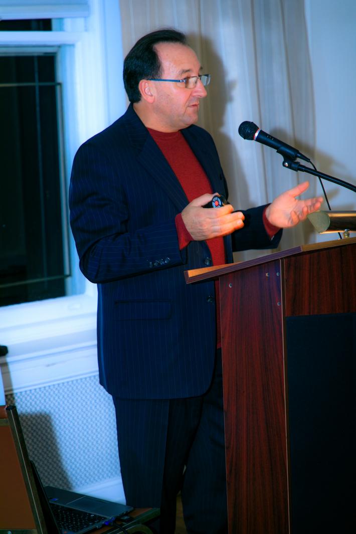 Про «Четверту хвилю» і її вплив на структуру української діяспори США говорили на форумі Товариства «Свята Софія» США