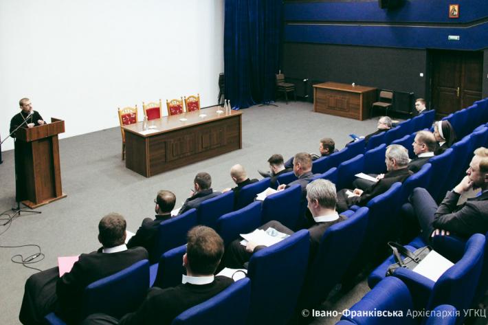 Право Східних Католицьких Церков обговорювали фахівці на міжнародній конференції у Брюховичах