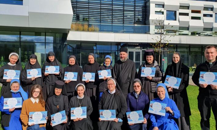 У Львові завершився курс медіаосвіти для монашества