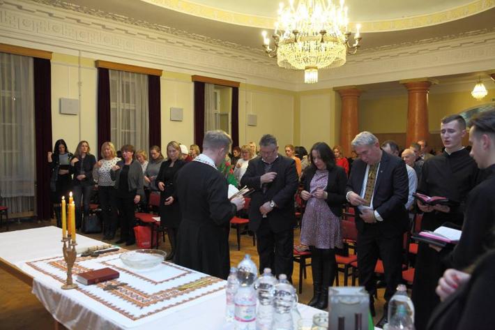 Українці Угорщини відсвяткували Водохреща