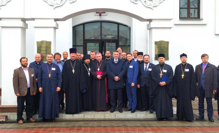 Досвід соціального служіння українських Церков представили у Білорусі