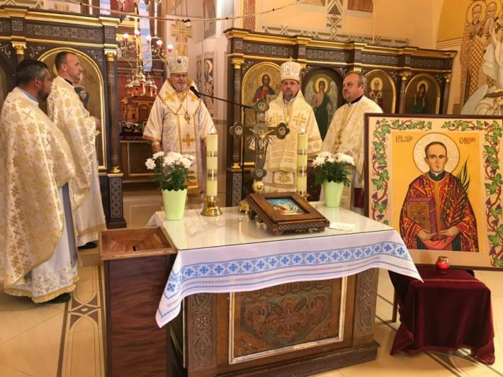 До Перемишлян провели ІХ Всеукраїнську прощу духовенства УГКЦ