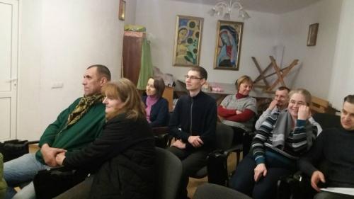 Учасники Руху християнських сімей роздумували про важливість спілкування в шлюбі