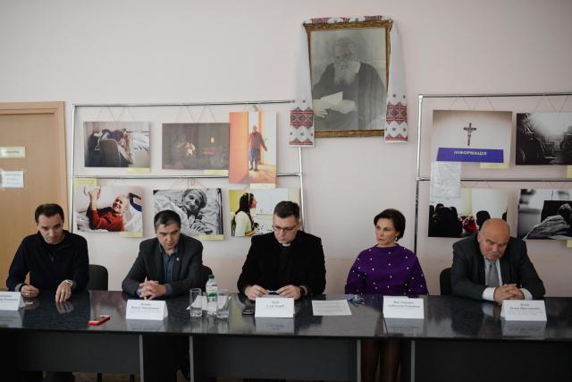 Шпиталь Шептицького організовує у Львові Міжнародну медичну конференцію