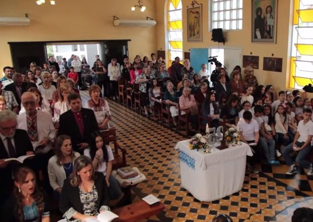 УГКЦ у Парагваї: Наші батьки багато бідували, але лишили  нам українську культуру