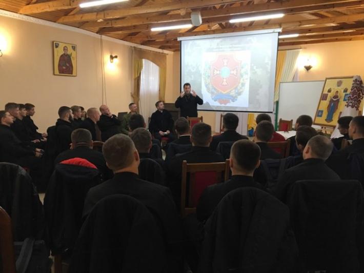 У Зарваниці відбувся тренінг для майбутніх військових капеланів