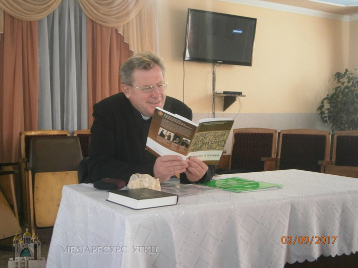 У Тернопільській семінарії імені Й. Сліпого розпочався «Ознайомчий курс пенітенціарного служіння для семінаристів»