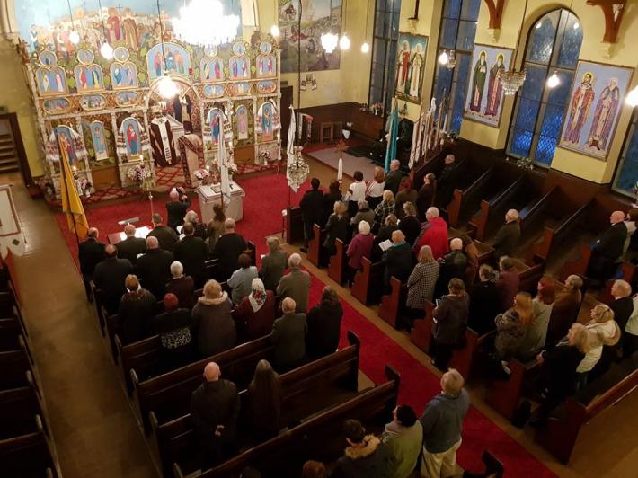 Блаженніший Святослав відвідав українську спільноту Галіфакса