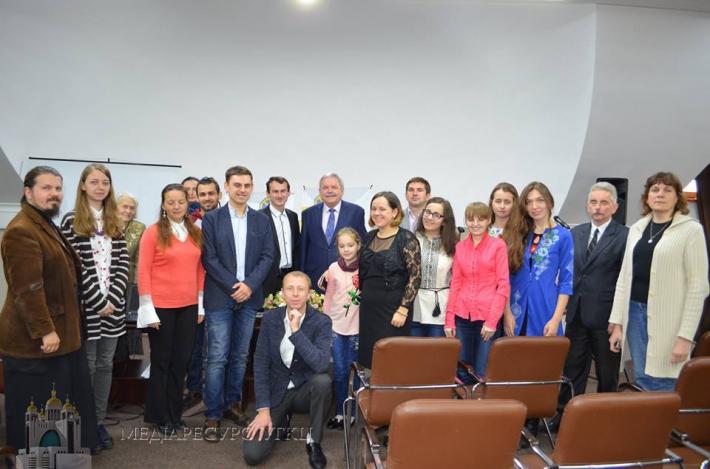 У Львові відбулася конференція, присвячена руху УМХ