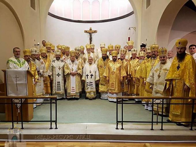 «Любов Господа спонукає нас до проголошення Євангелія». Комунікат Зустрічі східних католицьких єпископів Європи