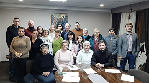 Розвиток служіння глухих та слабочуючих осіб УГКЦ