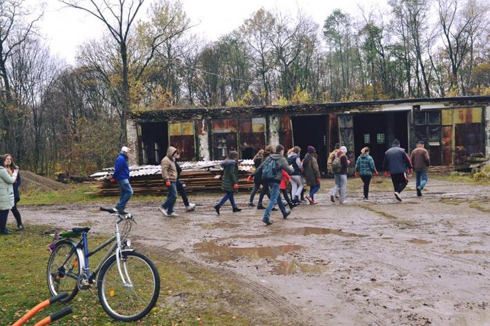 Молодь Львівщини допомагала спільноті для безхатченків «Наша Хата»