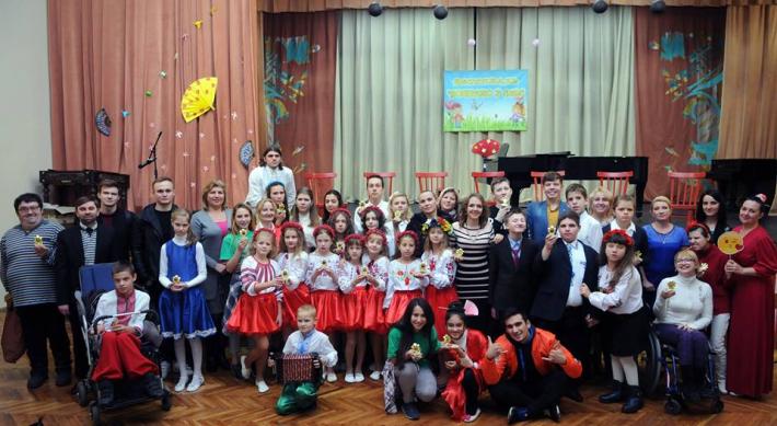 «Карітас-Київ» долучився до Фестивалю творчості