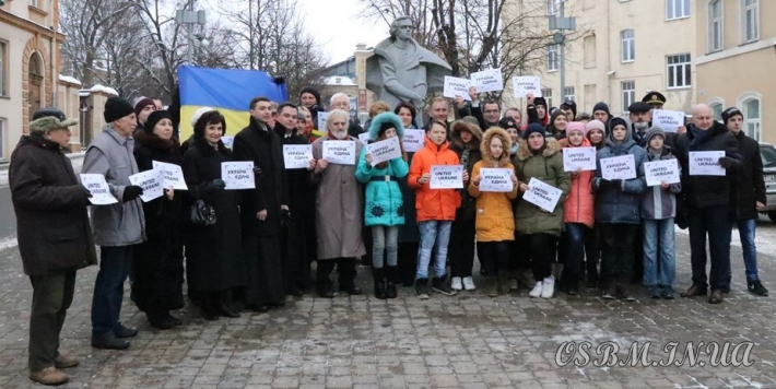У Вільнюсі молилися за Україну