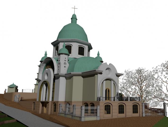 У Чернівцях вперше за 115 років постануть два нові храми Української Греко-Католицької Церкви