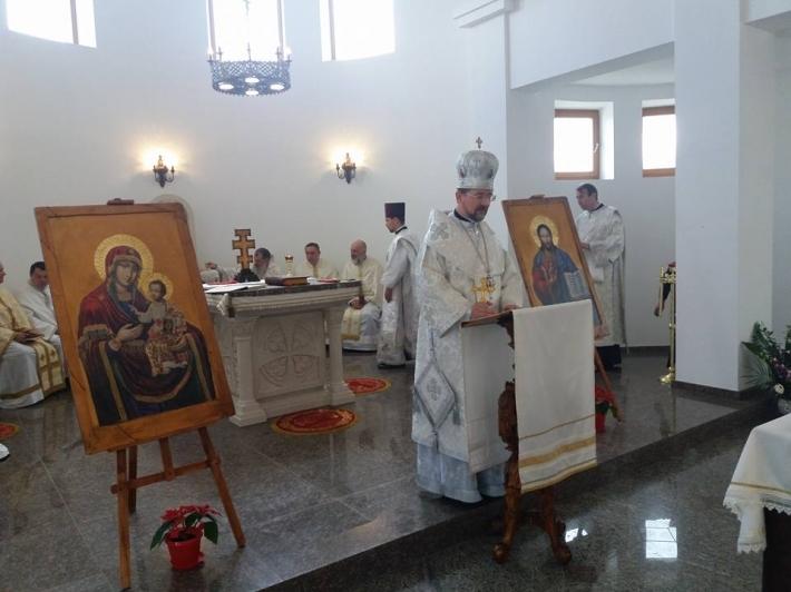 Працівники Патріаршої курії УГКЦ у Львові помолилися за дар життя владики Богдана (Дзюраха)