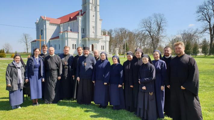 У Кохавині відбулися реколекції для монашества Стрийської єпархії