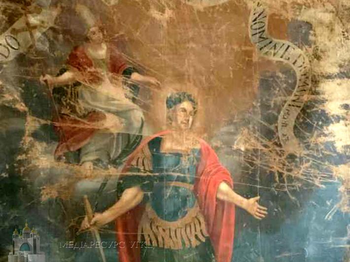 Щоб відновити старовинну ікону, у Гарнізонному храмі проведуть благодійні екскурсії
