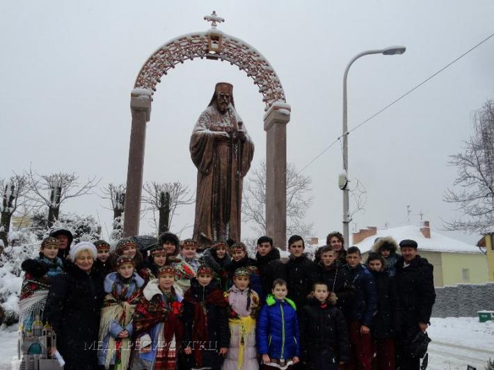 Пам'ятник патріархові Йосифу освятили у Трускавці