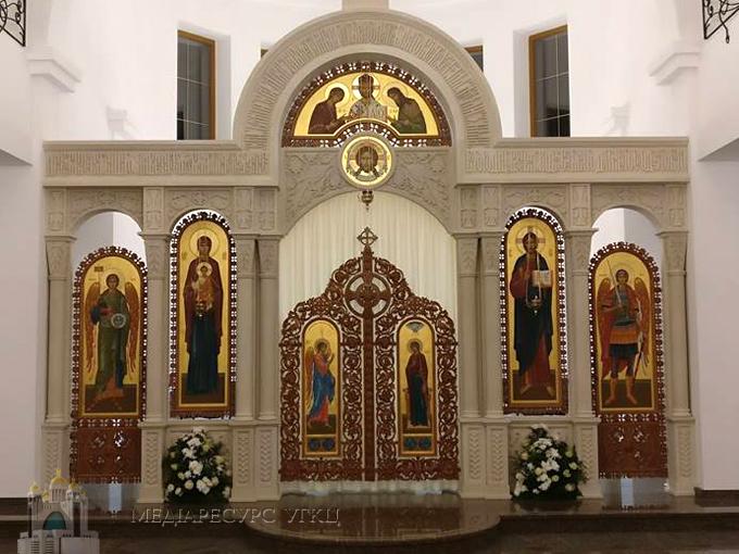 «Запрошую усіх ‒ беріть участь у Благовіщенні, бо наш народ так цього потребує», ‒ Глава УГКЦ під час освячення храму в Патріаршому домі