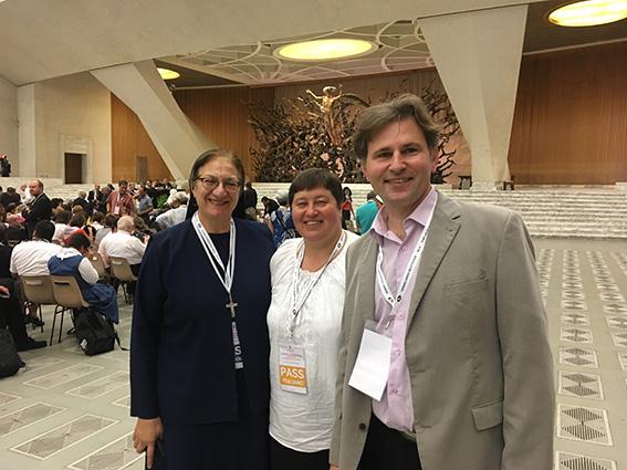 II Міжнародний конгрес катехитів «Катехит – свідок Таїнства» пройшов у Ватикані
