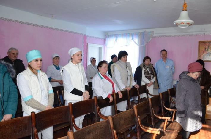 На Коломийщині до дня боротьби з туберкульозом провели реколекції для медпрацівників тубдиспансерів