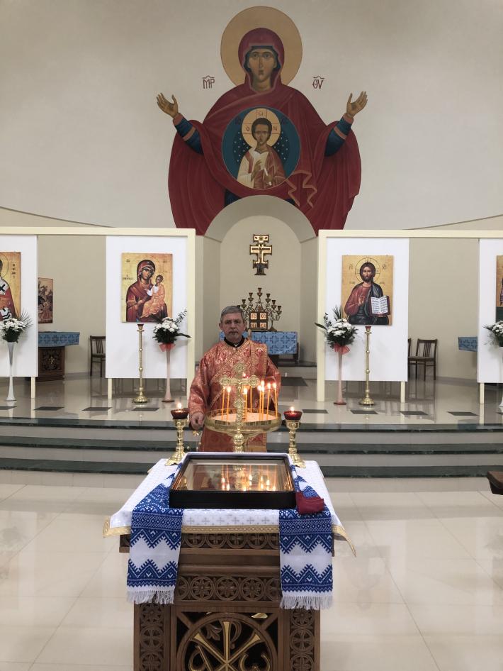 У Словаччині молилися за жертв Голодомору