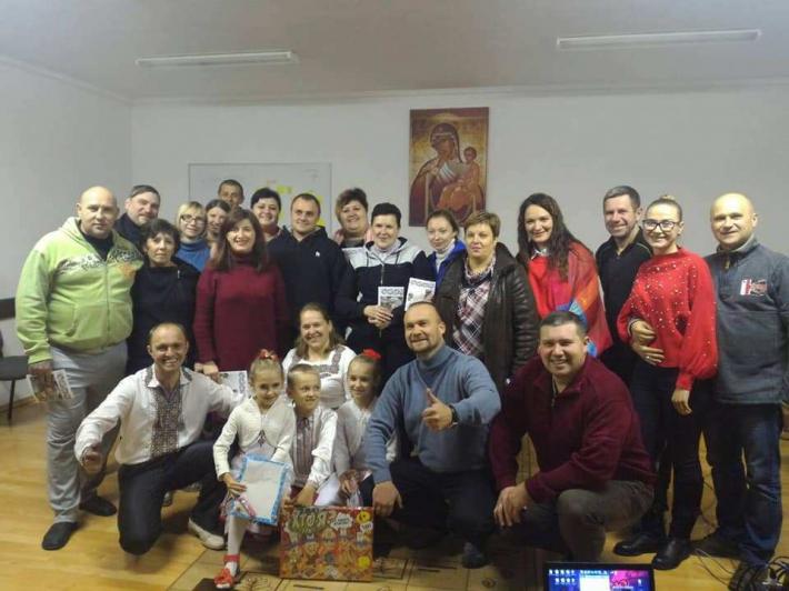 Завершилася двадцять дев'ята реабілітація воїнів АТО ООС ЗСУ зі Сходу України