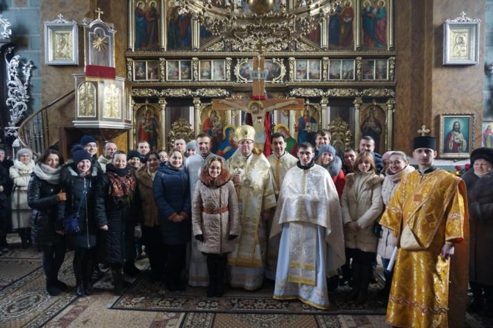 Святоюрська молодь побувала на реколекціях у Східниці